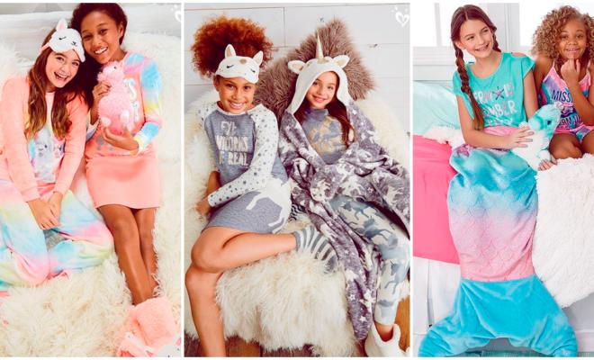 Pijamas perfectas para tu pequeña 👩👧