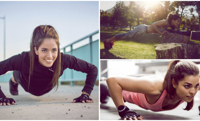 Esta es la clave para aprender a hacer push ups