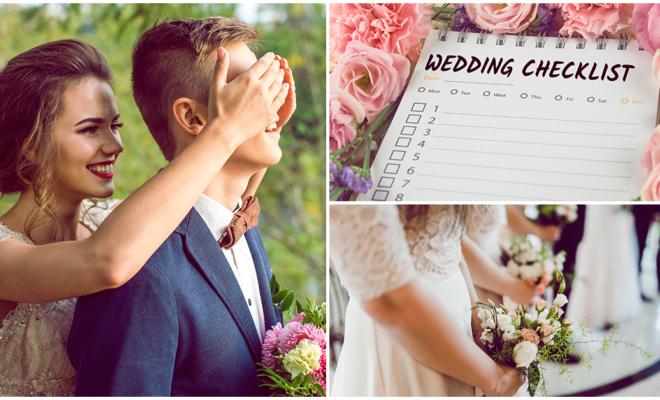 Las reglas de etiqueta de bodas que más se rompen… ¡ups!