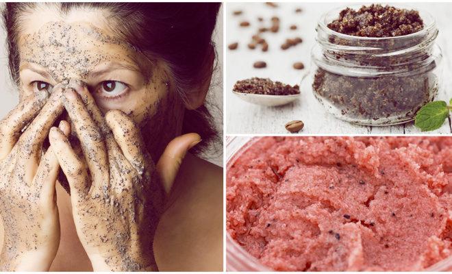 Exfoliantes caseros que funcionan de maravilla en la piel seca