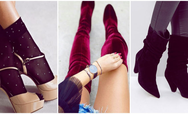 Zapatos que son toda una sensación este año; ¡te volverás loca por ellos!