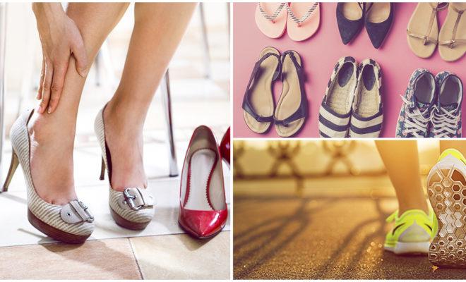 Trucos para eliminar el mal olor de los zapatos ¡de una vez por todas!