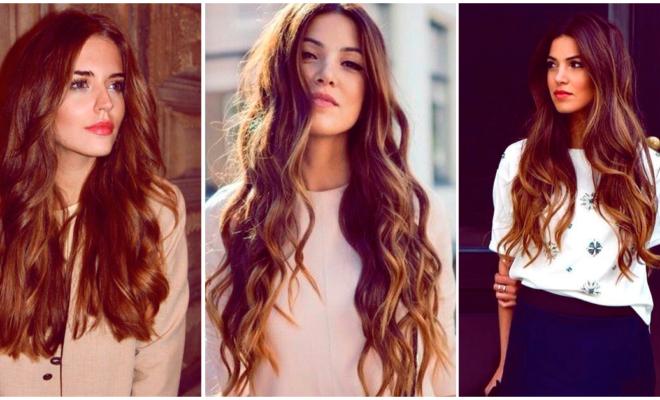 Cinnamon hair, el estilo que debes probar