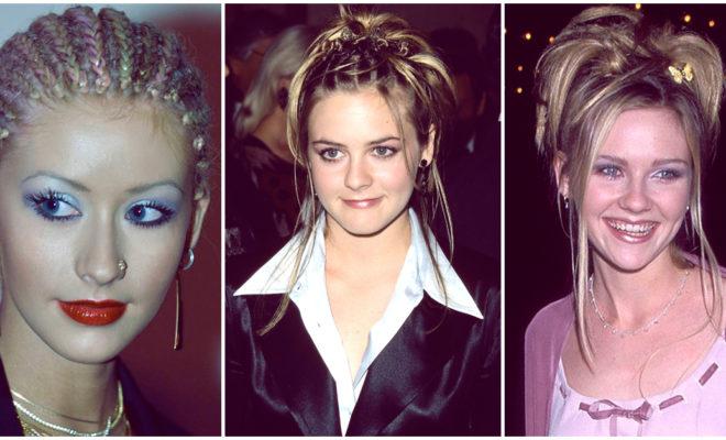 Peinados de los 90 que nunca volveremos a usar (¡qué bueno!)