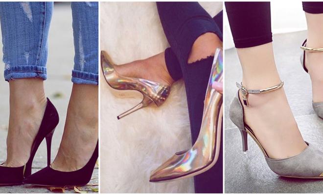 Stilettos coloridos y divertidos que debes tener sí o sí