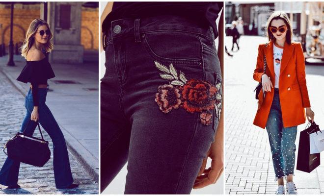 Estos son los jeans que arrasarán en el 2018