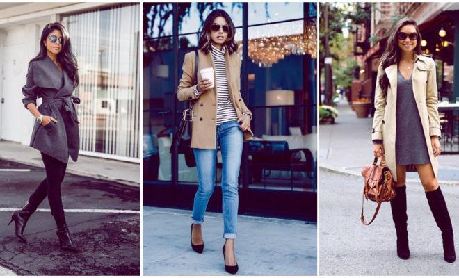 El abrigo ideal para la figura de cada mujer, ¿cuál te queda a ti?