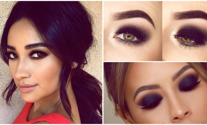 8 pasos para lograr un smokey eye perfecto ¡sin parecer un mapache!