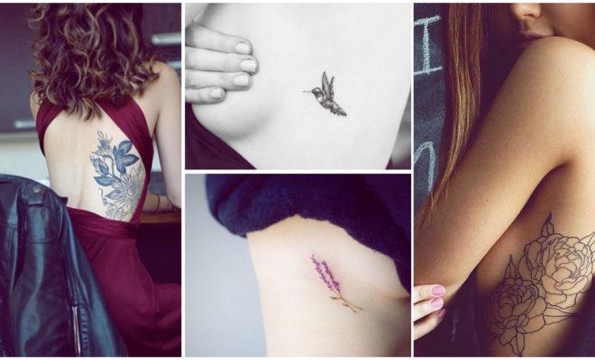 Tatuajes en las costillas que deberías intentar