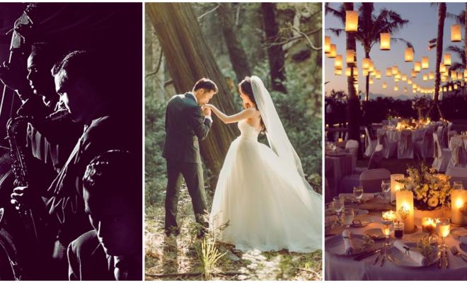 Desastres que debes evitar el día de tu boda