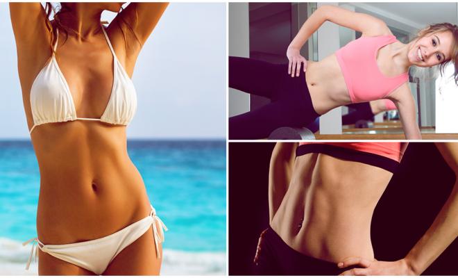 Es posible aplanar tu vientre sin abdominales, ¡de verdad!