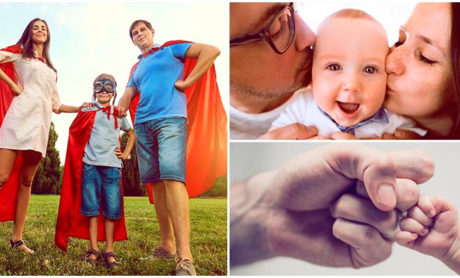 Diferencias que hay cuando papá y mamá te cuidan… ¿curiosas, no lo crees?