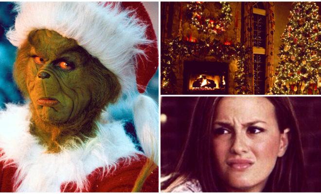 Lo que se siente vivir con un amargado de la Navidad 👎🎅