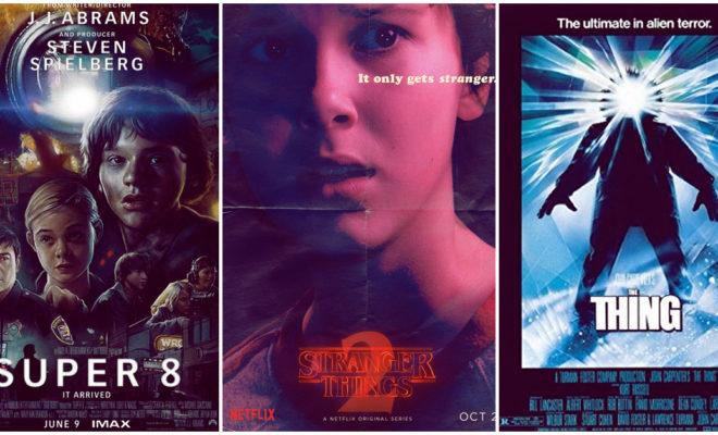 Películas que debes ver si te gusta Stranger things