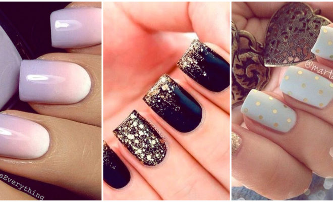 Diseños de uñas super lindos que te sacarán de apuros