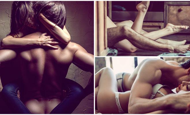 Estas son las posiciones sexuales que más calorías queman