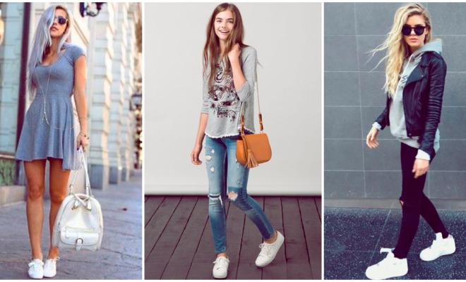 Outfits que siempre funcionan si vas tarde a clases