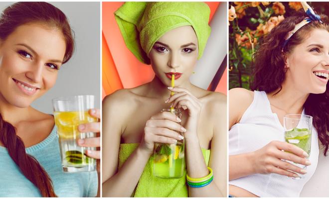 Beber agua con limón en la mañana, ¿realmente funciona?