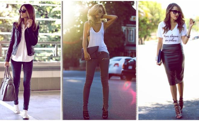 Prendas que te ayudarán a crear outfits originales para verte bien sin necesidad de amar la moda