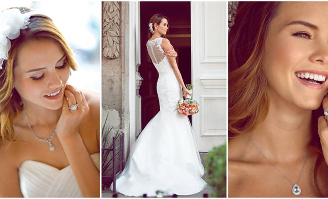Hermosos vestidos de novia atemporales, ¿cuál elegirías tú?