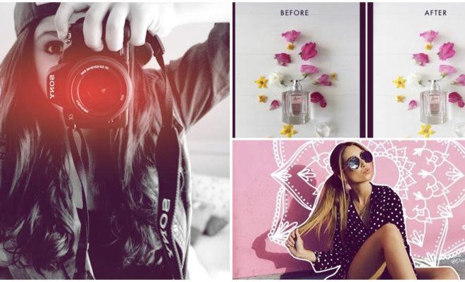 Apps que te ayudarán a editar tus fotos favoritas