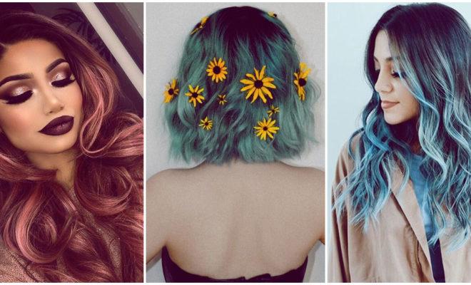 Teñirme el cabello con un tinte fantasía, así fue mi experiencia