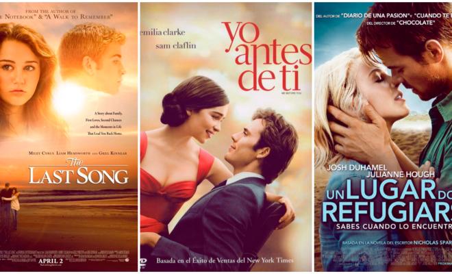 Películas que querrás ver en San Valentín con tu pareja