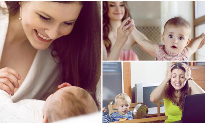 7 situaciones con las que las mamás primerizas se identificarán; te vas a reír