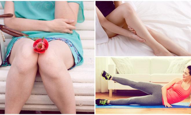 Elimina la grasa de tu entrepierna con estos sencillos ejercicios