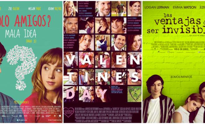 Lista de películas para las chicas que odian el Día de San Valentín