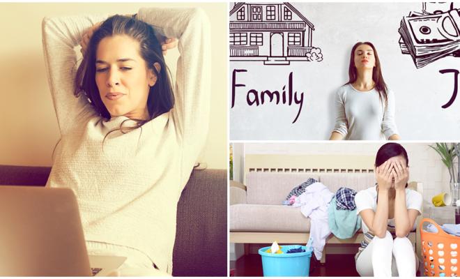 ¿Puedes elegir entre tener hijos o una carrera para encontrar tu felicidad?