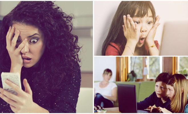 Cómo podemos cuidar a nuestros hijos cuando están en línea