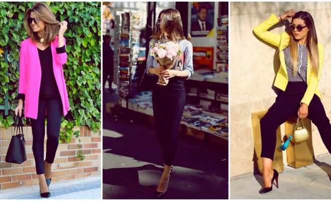 Prendas que deberías usar sí o sí en la oficina para ser la más fashion