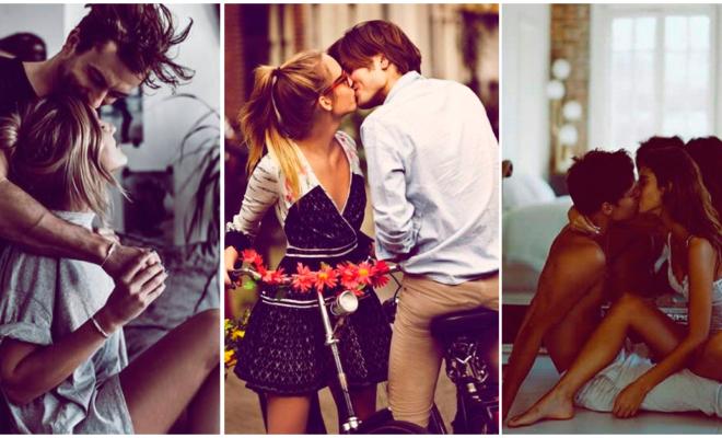 Descubre la compatibilidad entre tu pareja y tú de acuerdo con sus besos