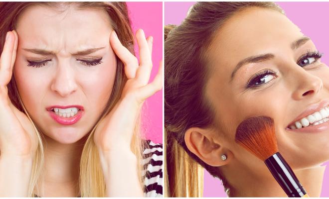 Razones por las que los granos aparecen en tu cara