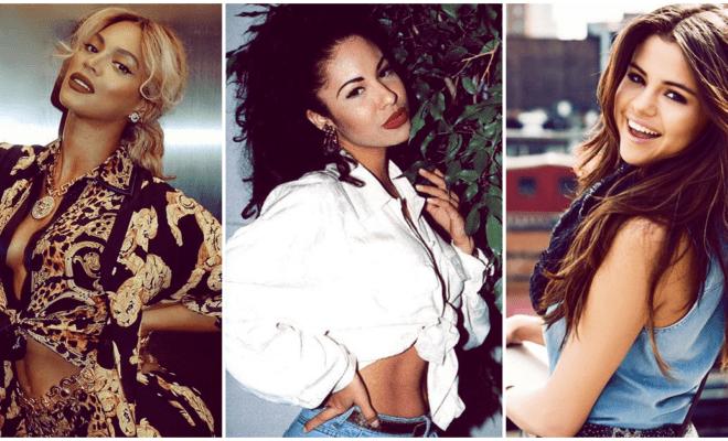 Artistas que han sido inspirados por Selena