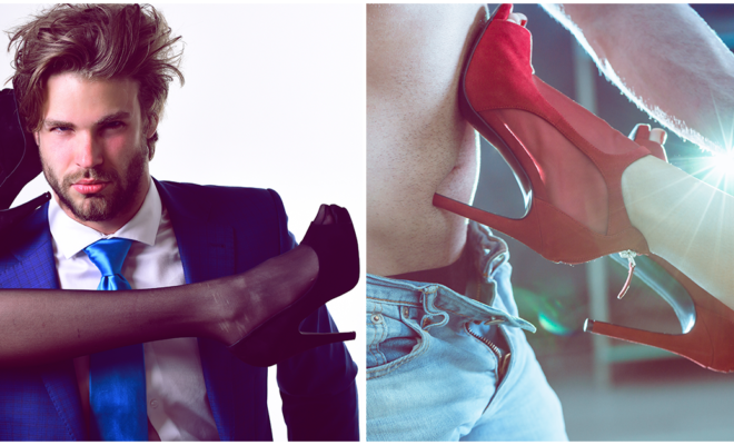 Descubre cómo un par de tacones influye en la conducta de los hombres