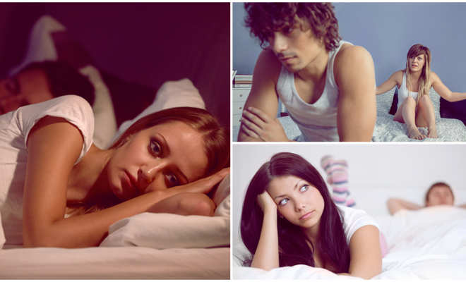 Mi pareja no quiere dormir conmigo, ¿qué debo hacer?