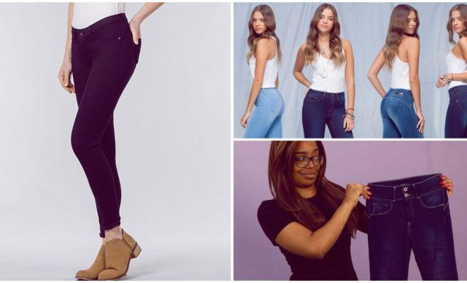 ¿Ya conoces los jeans mágicos?