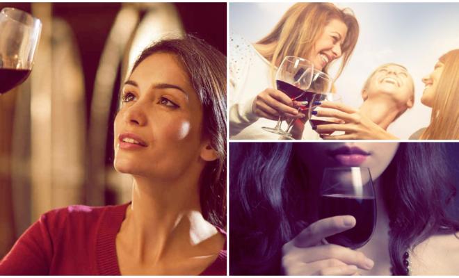 Tu vino favorito podría causarte rosácea; ewww… ¿qué es eso?