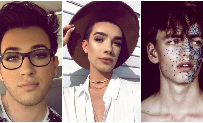 Los hombres también pueden usar maquillaje