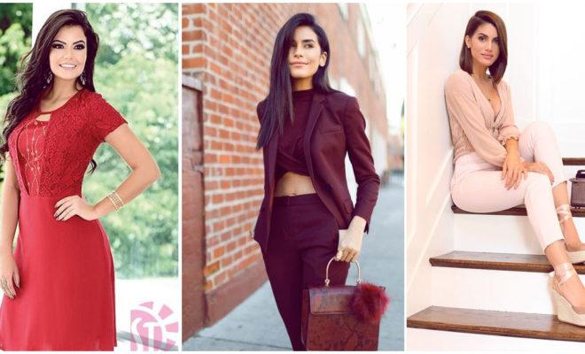 Regresa la moda de vestir de un solo color y esta es la manera correcta de hacerlo