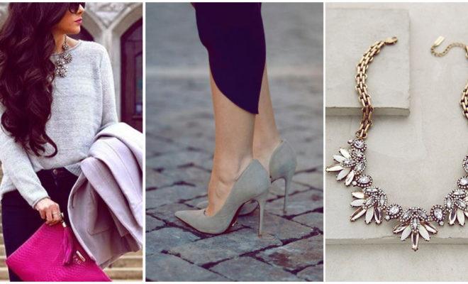 Un look con stilettos para cada plan de tu fin de semana