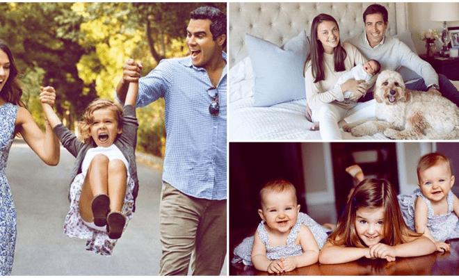 Todo lo que tienes que hacer y vivir cuando eres mamá o papá