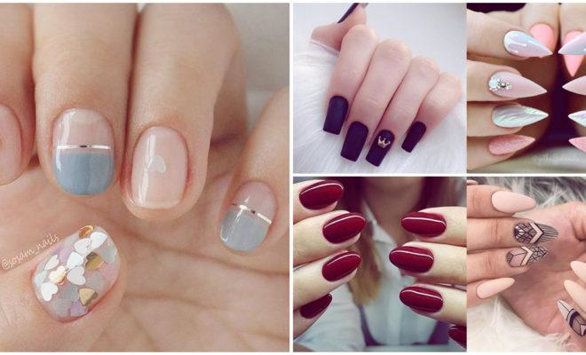 Aprende a limar tus uñas de diferentes formas