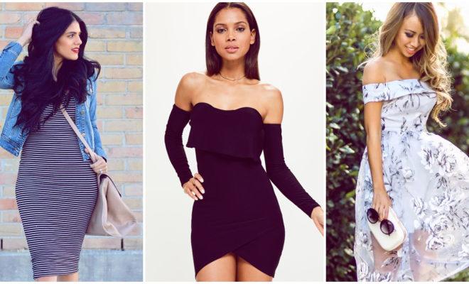 Dime qué tipos de vestidos tienes y te diré si tu estilo es sexy, romántico o clásico