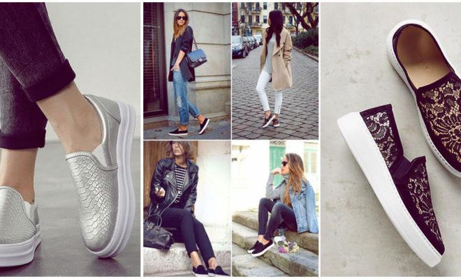Sneaker flats: los zapatos más cómodos y fáciles de usar