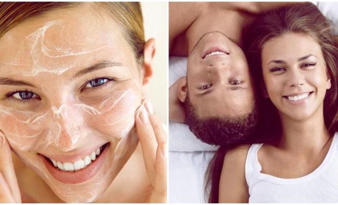 El semen, ¿es bueno para mantener tu piel joven?