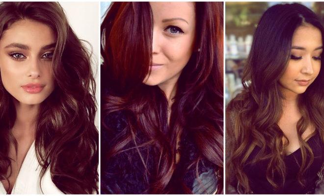 Tonos perfectos para cambiar de look si tienes el cabello oscuro