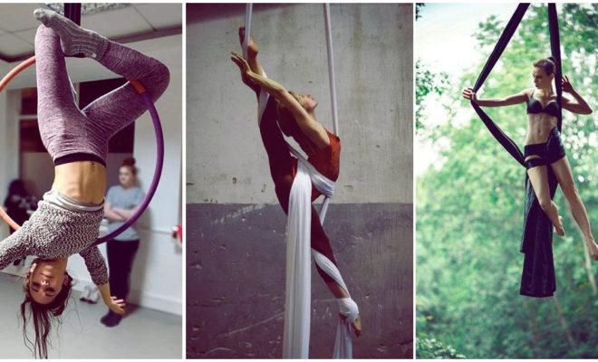 Danza aérea: ¿todas podemos hacerla?, ¿qué necesitas saber?